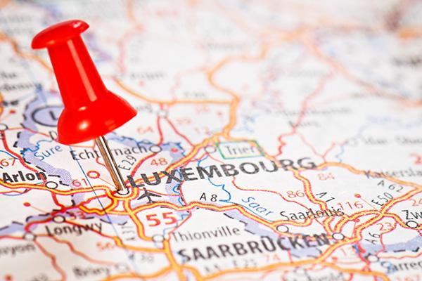 Verhuizen naar Luxemburg